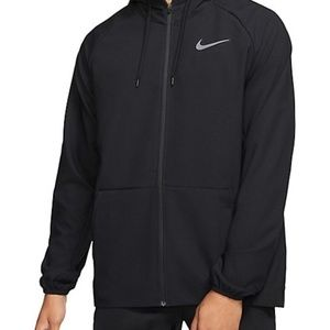 Nike Mens Flex Therma Full Zip Hoodie
